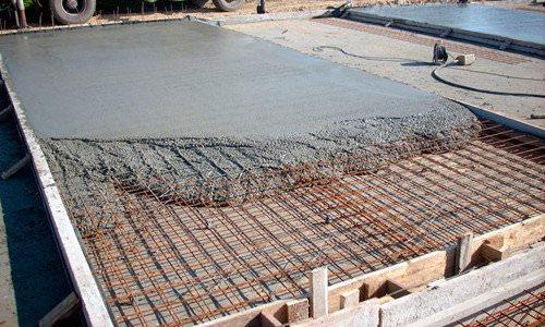 Расчет бетона плиты зачем известь добавляют в цементный раствор
