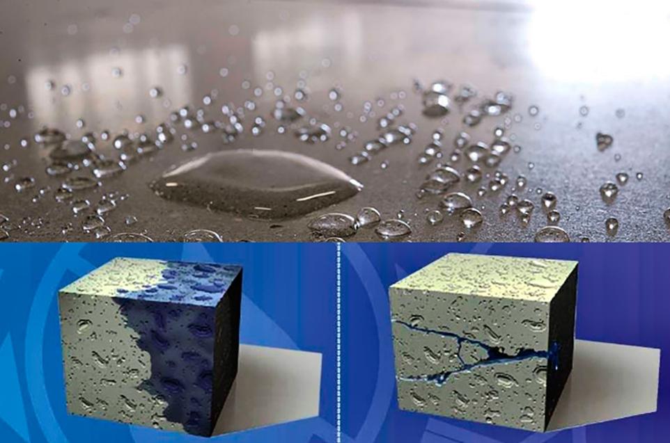 Долговечные бетоны стенд бетон