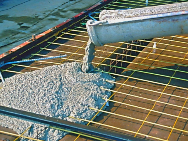 Товарный бетон: производство и применение