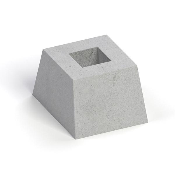 стаканы бетонные
